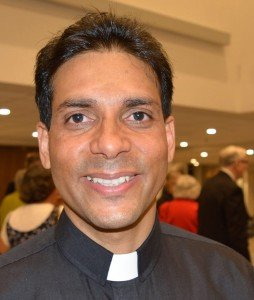 Introducing St Martin's Assistant Priest – the Reverend Joseph Varkey