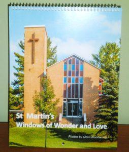 St Martin's Calendar