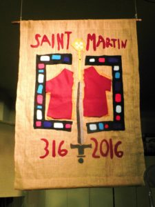 Saint Martin Banner