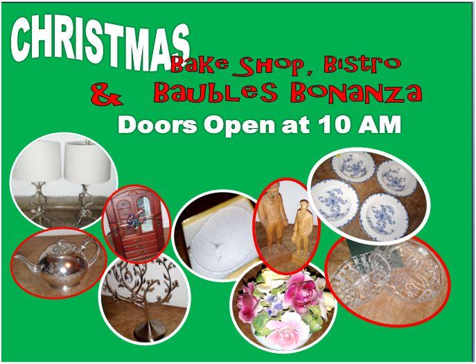 Doors open at 10 AM